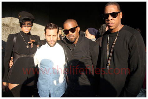 Sneak peek music video pics run this town 5 pics earlier this week it was announced that jay kanye and rihanna will perform run this town on the maiden episode of one hour variety program malvernweather Choice Image