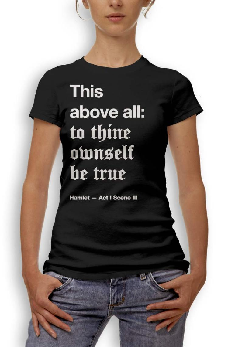 Black t shirts with quotes - Black T Shirts With Quotes 8