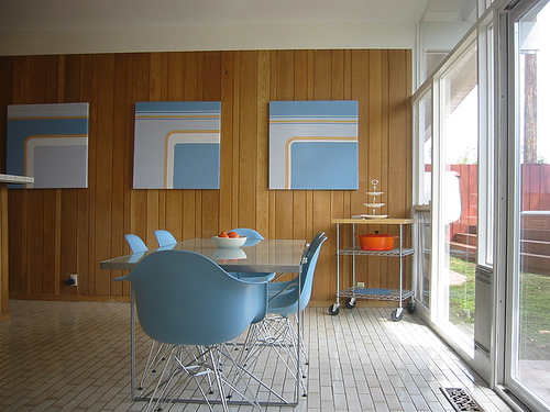 20 magnificent mid century modern interiors for Interior design styles 20th century