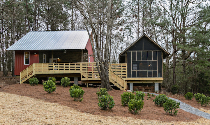 Architecture students design sustainable low income homes for Low income home builders