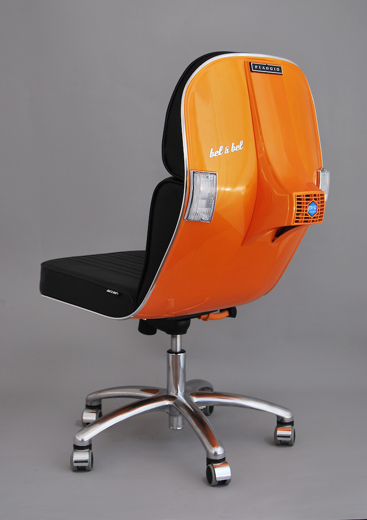 via office chairs. Via [designboom] Office Chairs W