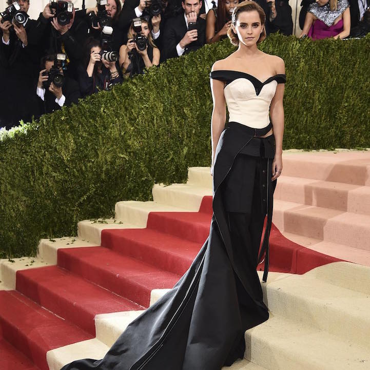 Emma Watson's Recycled Plastic Met Gala Gown Set a New Standard for  Sustainable Style
