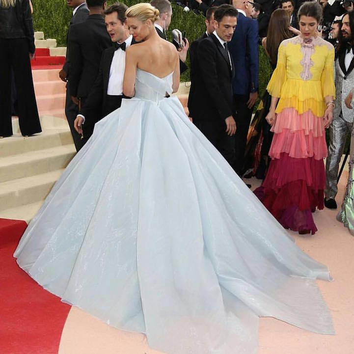 Claire Danes Met Gala: Claire Danes Becomes Real-Life Cinderella At The Met Gala