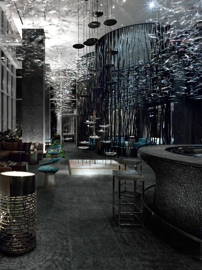 Modern design w hotel atlanta 10 photos for W hotel design
