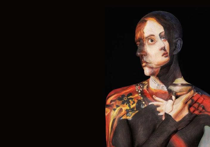 Fine Art Body Painting 15 Pics