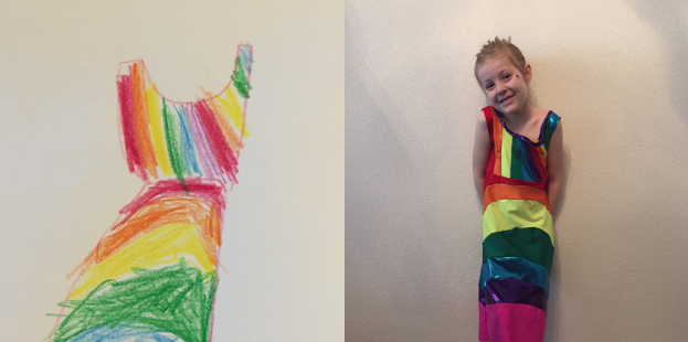 Creativity Boosting Company Turns Kids Drawings Into Real Clothes They Can Wear
