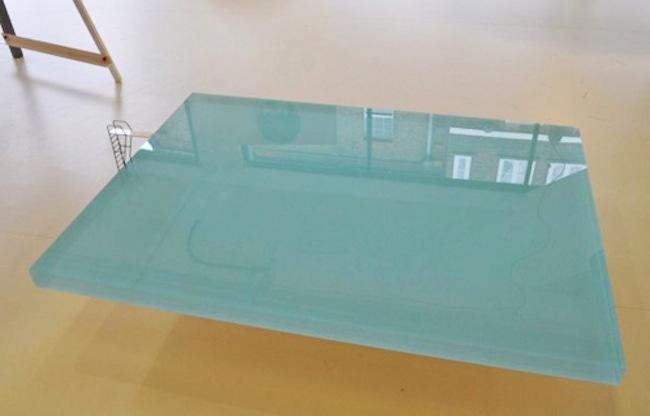 Funny Coffee Table Swimming Pool
