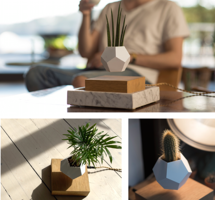Flipboard How Much Longer Will Foreigners Buy The Growing: Innovative Planters Let You Grow A Levitating Garden That