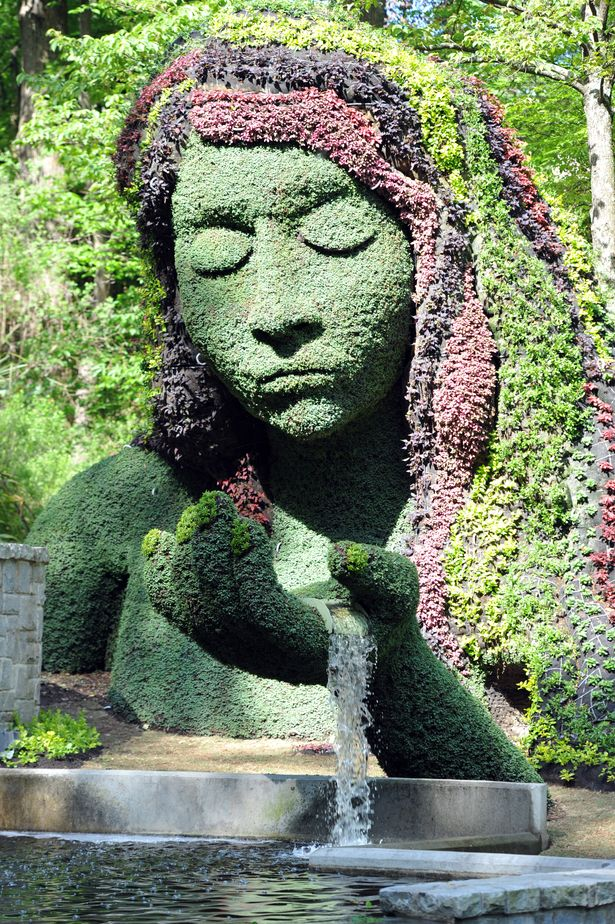 The Largest Living Plant Sculpture Exhibition Ever Displayed In The United  States Has Just Begun! From Now Till October 31, Visit Atlanta Botanical  Garden ...
