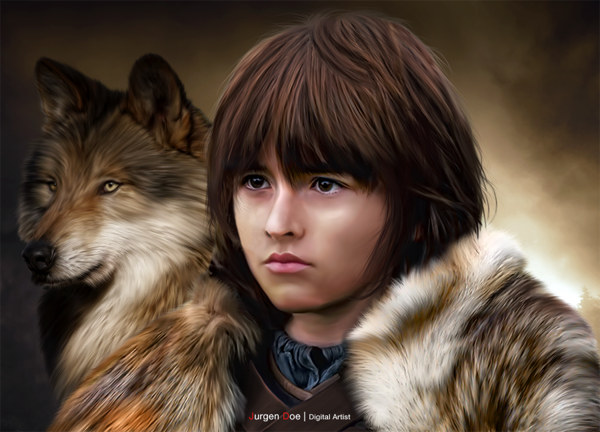 Fantastic And Funny Examples Of Game Of Thrones Fan Art - Game of thrones pet paintings