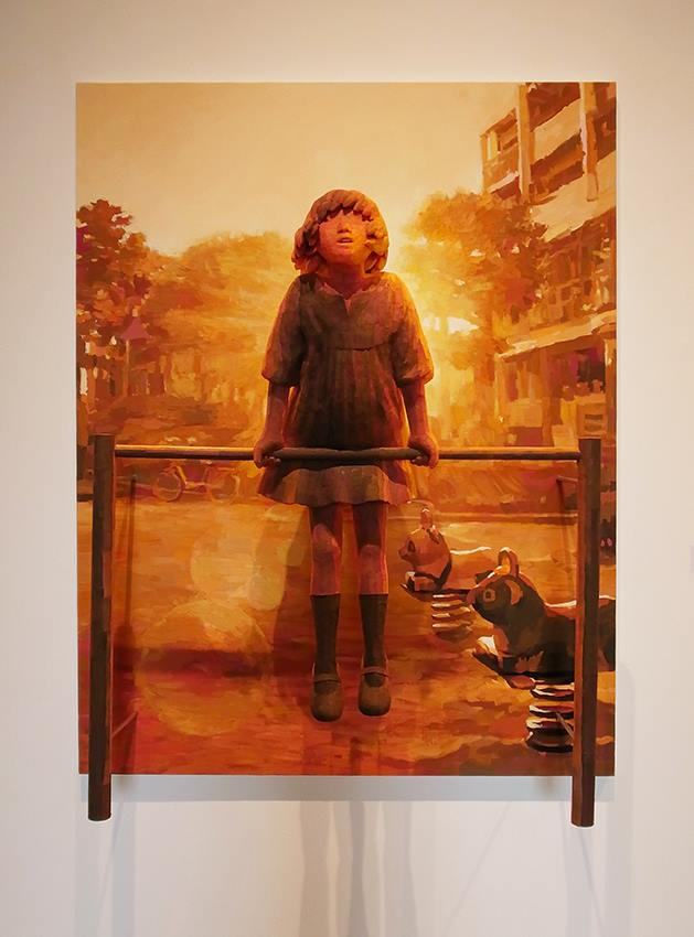 New Childhood Inspired 3d Paintings By Shintaro Ohata