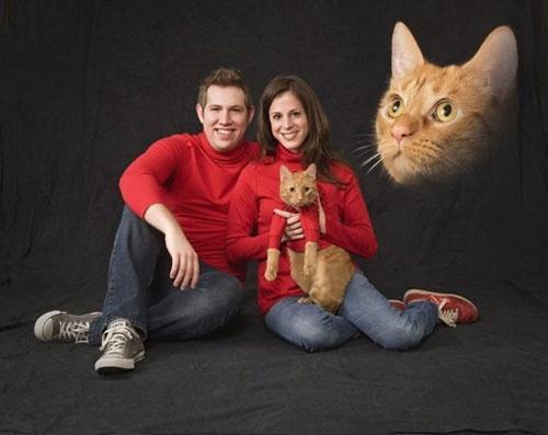 Hilariously Awkward Engagement Photos