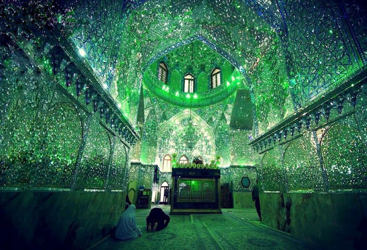 "Mosque Named ""King Of The Light"""