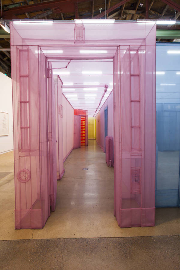 artist do ho suh recreated his nyc home