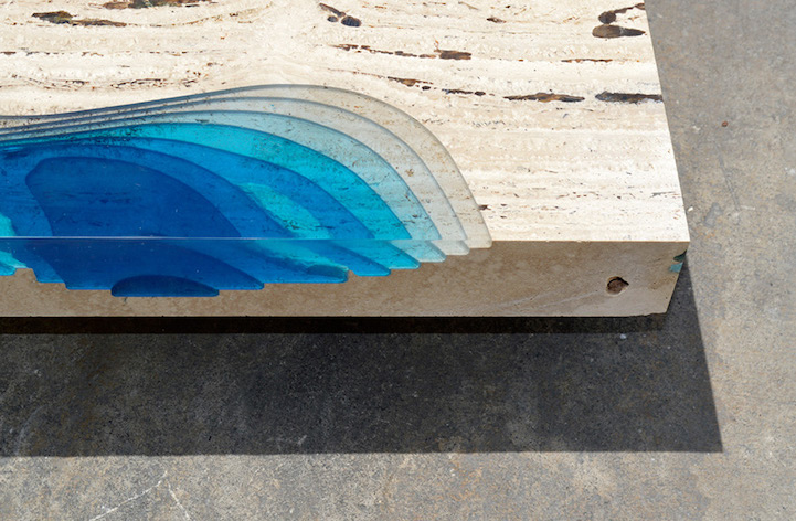 ... Statement That Is A True Reflection Of Its Owner,u201d Making It Clear That  Chapelin Has Designed These Tables With An Ocean Loveru0027s Perspective In  Mind.