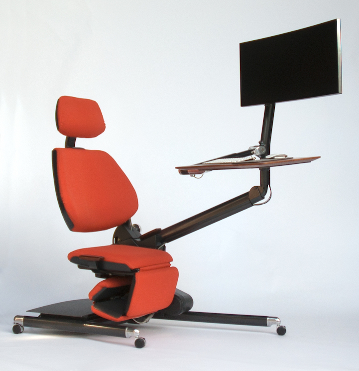 Altwork Is Curly Taking Pre Orders For Their Cozy Workstation Early Adopters Get A Significant Amount Off The 5 900 Price Tag Paying 3 Before