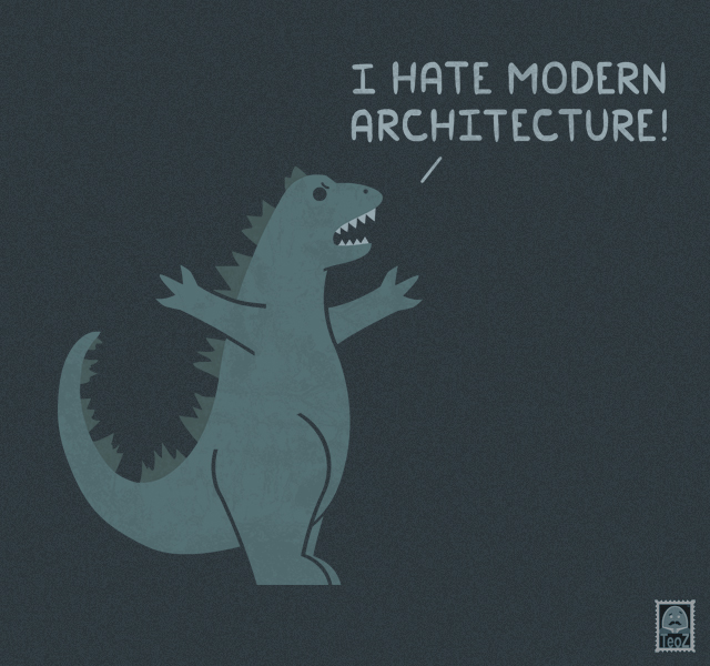 Amusing Illustrations Show Monsters Have Problems Like The Rest Of Us