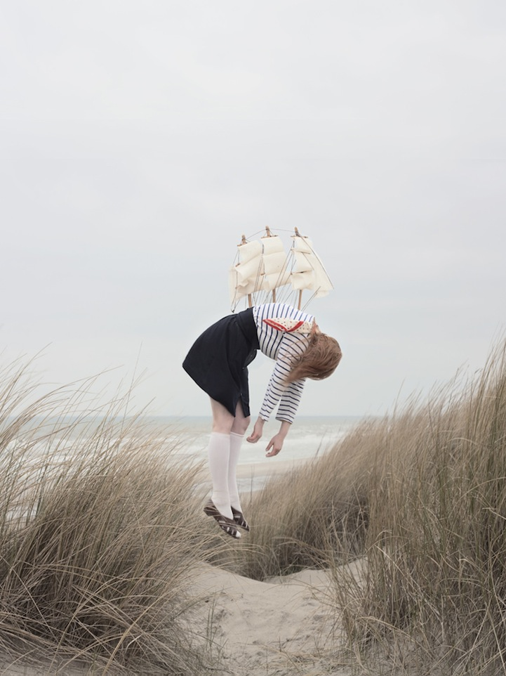 Floating Away By Maia Flore