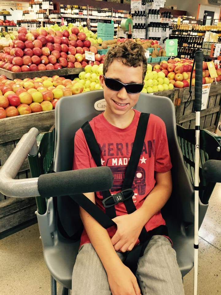 Winning Design Shopping Cart For People With Special Needs