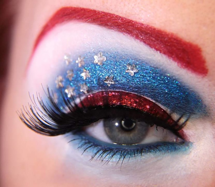 Fantastic Makeup Designs Inspired by the Avengers