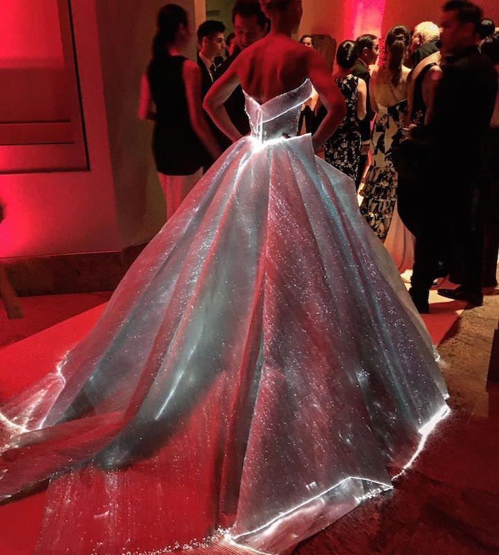Claire Danes Becomes Real-Life Cinderella At The Met Gala