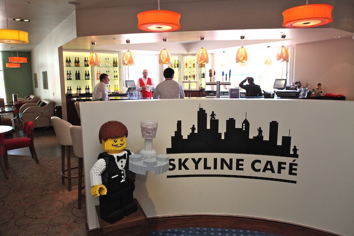 Legoland California Skyline Cafe Menu