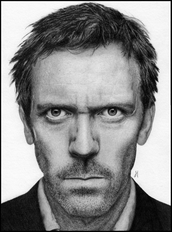 Celebrity Pencil Portraits - Mel Gibson | pencil drawings ...