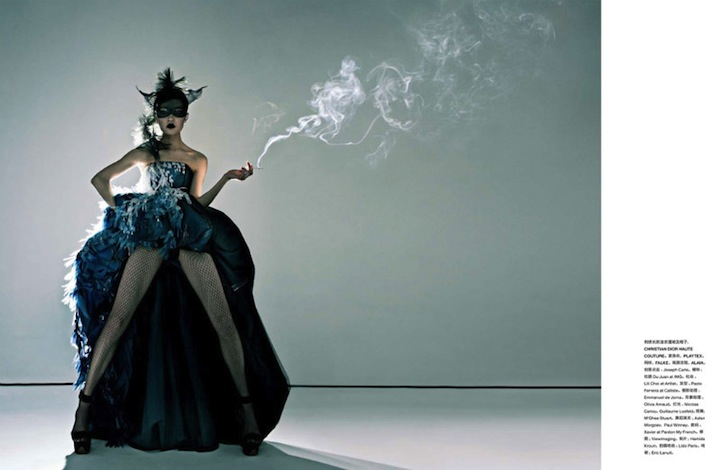 Fall 2017 Haute Couture Fashion Photo Shoot - The Cut 68