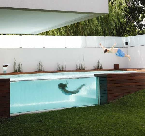 Awesome Above Ground Outdoor Pool 10 Pics