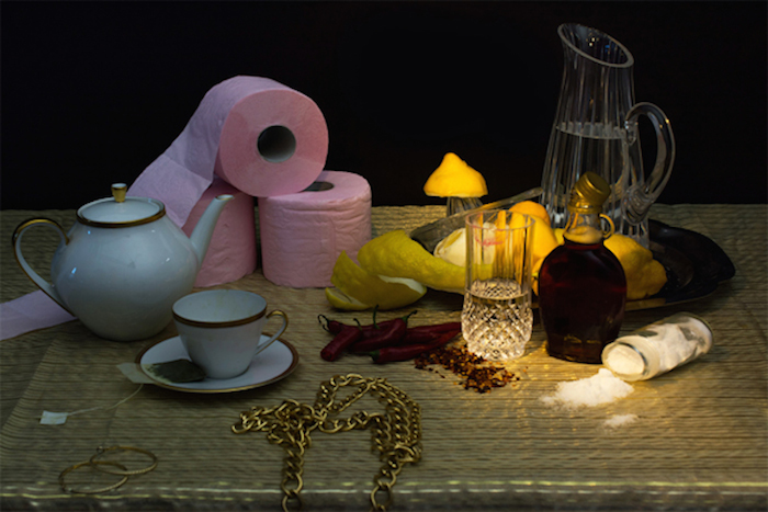 Celebrity Fad Diets Recreated as Classical Still Lifes