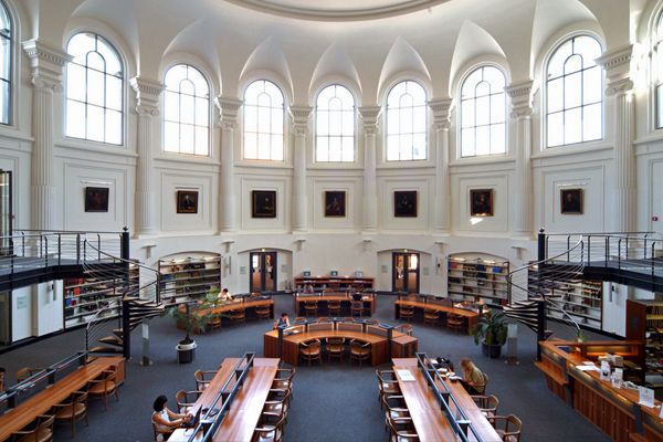 The most beautiful libraries in the world for Biblioteca cologne