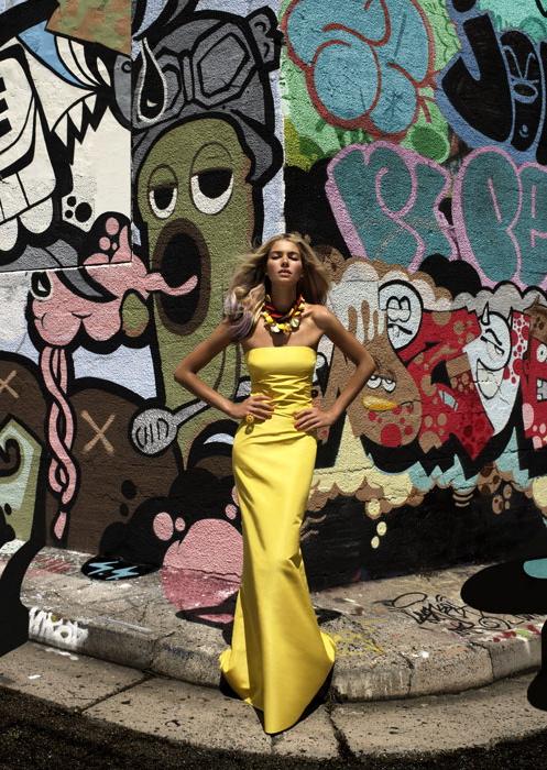 Troyt Coburn Graffiti Girl 7 Photos