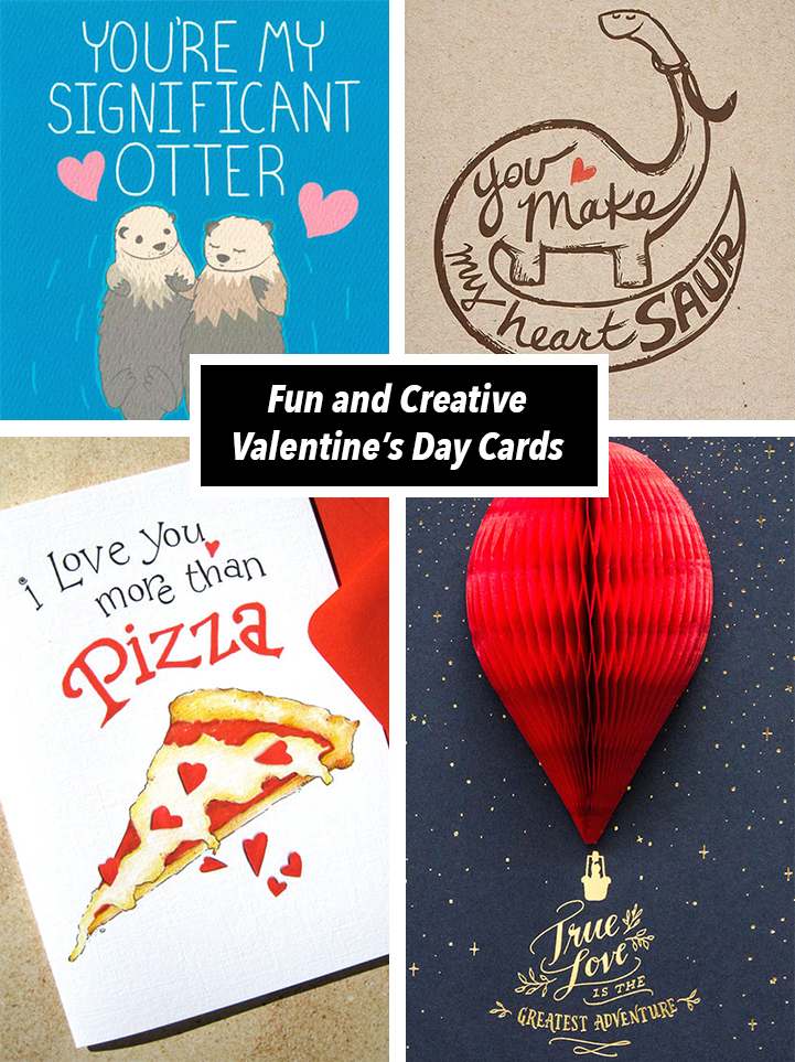 23 Valentines Day Cards to Express Your Love in a Quirky Way – Hallmark Valentine Cards