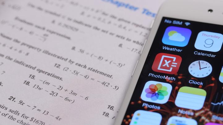 Camera Calculator App
