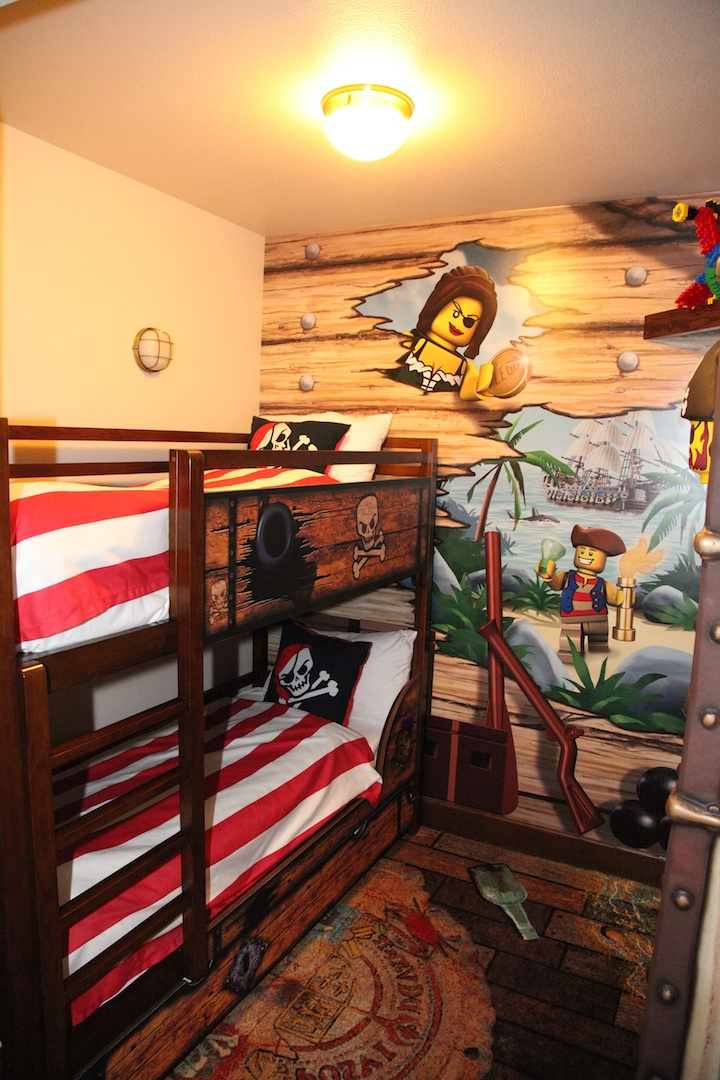 Private Tour Of The Incredible Legoland Hotel Giveaway