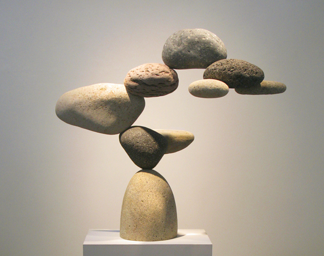 amazing rock sculptures perform impossible balancing acts. Black Bedroom Furniture Sets. Home Design Ideas
