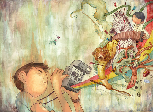 A Fanciful Imagination - Julian Callos (9 total)