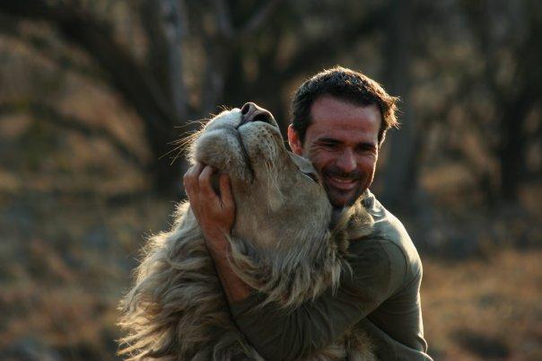 Meet Kevin Richardson The Lion Whisperer