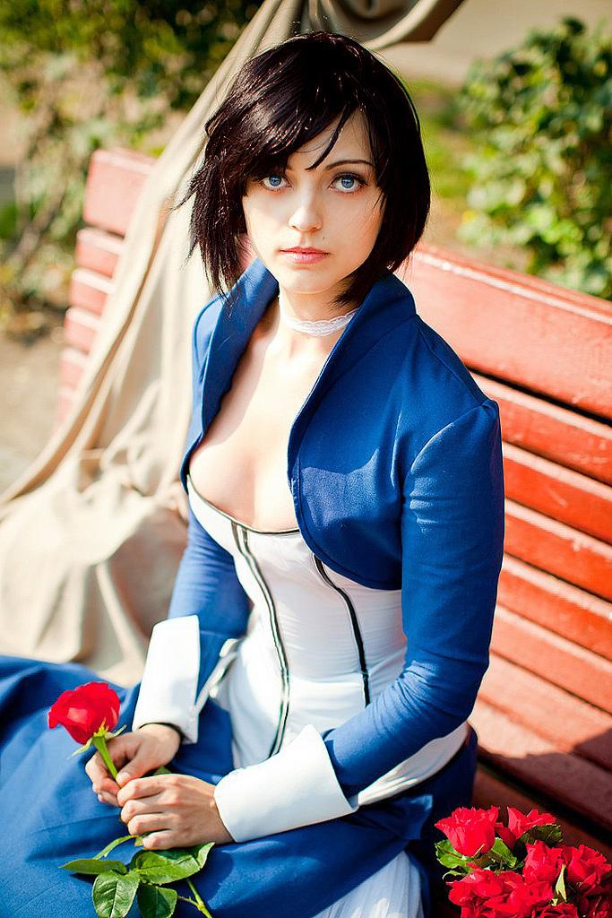 Bioshock elizabeth cosplay porn