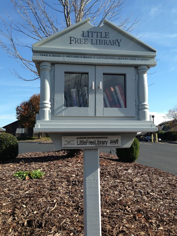 free libraries book