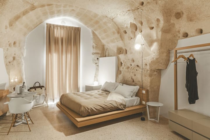 Italian Architects Transform Ancient Cave Into a Modern Oasis - My ...
