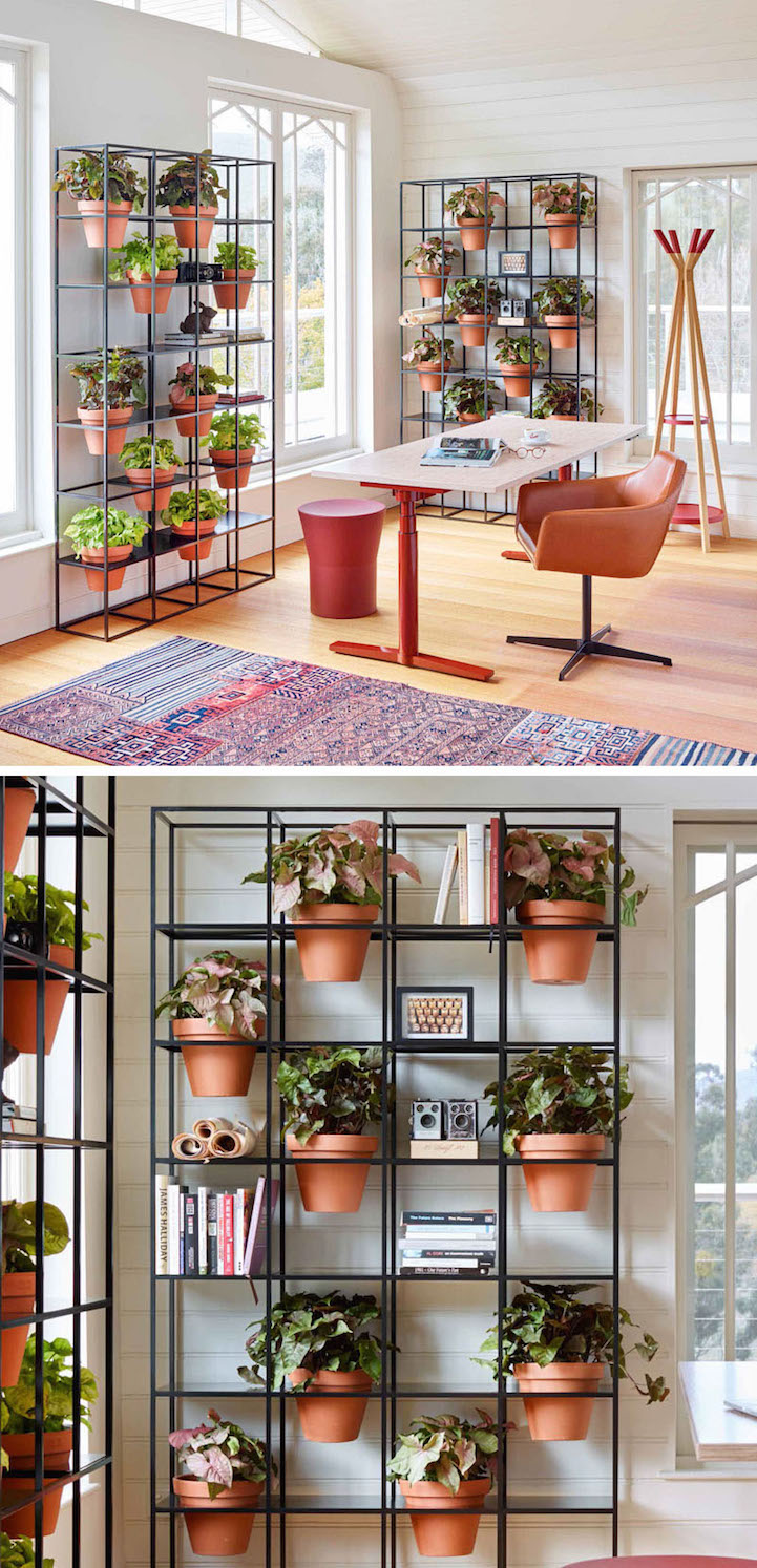 Simple design lets you creatively bring nature indoors for Room grid