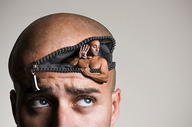 Shockingly Surreal Self-Portraits (10 photos)