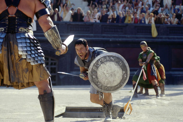 Gladiators Returns To Coloseum After 2 000 Years