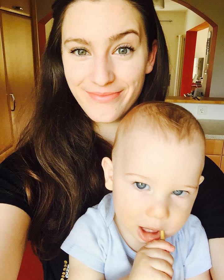 German Mom Help Step-d&period