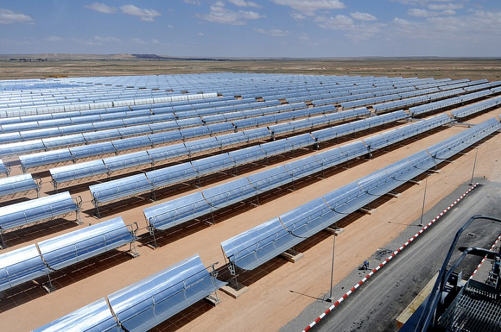 Moroccan City to Build the World's Largest Solar Power Plant
