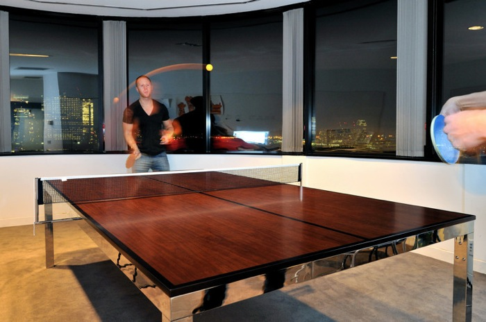 Modern Design Office Table Tennis 8 Photos
