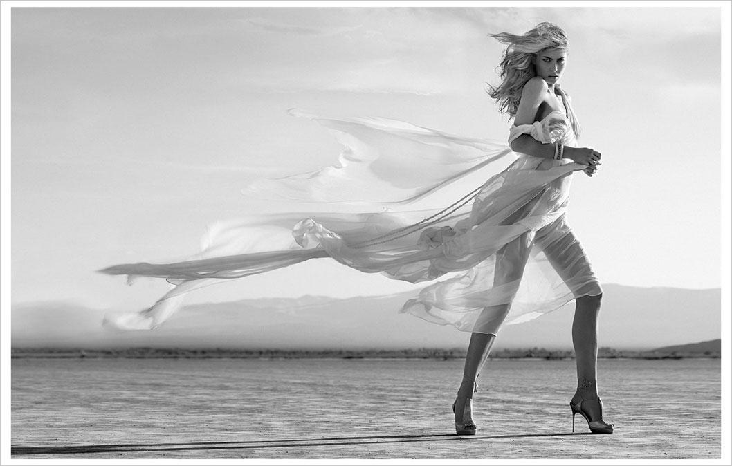Gorgeous Windswept Fashion Photography By Yuri Tsai 7 Pics