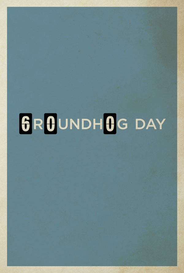 Minimalist Movie Posters By Matt Owen