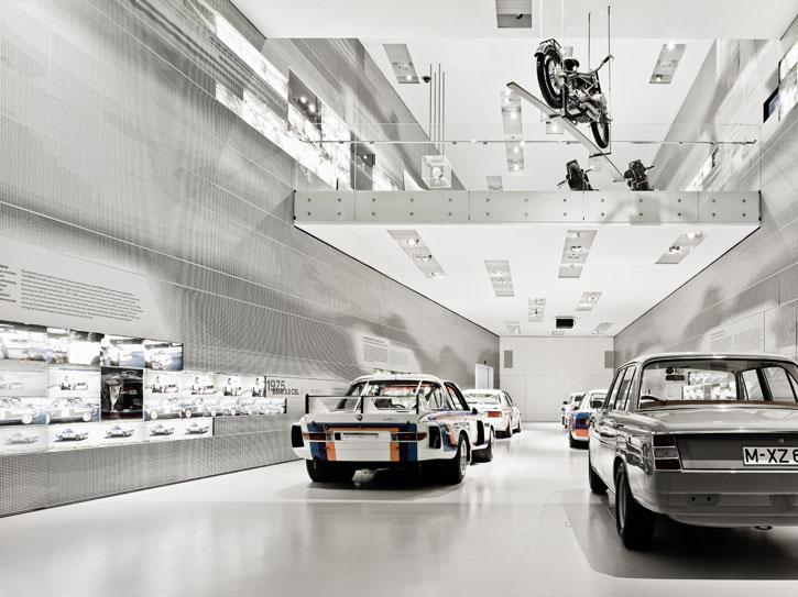 Bmw Museum Munich >> Modern Architecture Bmw Museum Munich